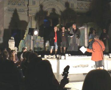 Divadelná udalosť s podtitulom Kocúrkovo po 190 rokoch